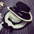 Bow Sun Hat