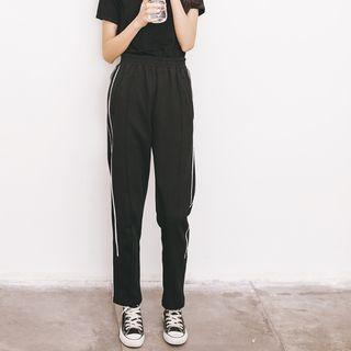 Side Stripe Sweatpants