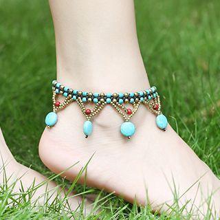 Beaded Anklet / Bracelet
