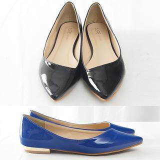 Patent Pointy Flats