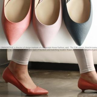 Kitten-heel Pumps