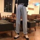 High Waist Loose Jeans
