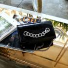 Chain-detail Shoulder Bag