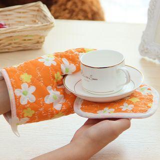 Oven Glove Set