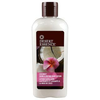 Desert Essence - Coconut Shine & Refine Hair Lotion 6.4 Fl Oz