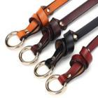 Genuine Leather Loop Belt