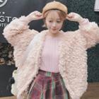 Plain Fleece Jacket
