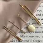 Set Of 5: Hair Pin Set Of 5 - Hair Pin - One Size