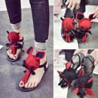 Voodoo Doll Platform Sandals