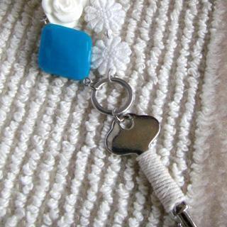 Long Key Necklace
