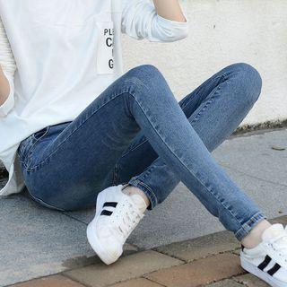 Cropped / Skinny Jeans