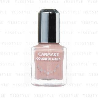 Canmake - Colorful Nails (#64 Beige Pink) 1 Pc