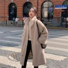 Reversible Zipped Coat