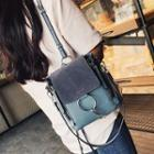 Chain Detail Mini Backpack