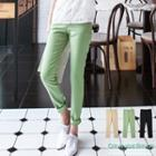 Pocket Slim-fit Pants