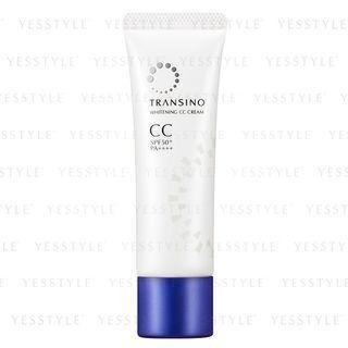 Transino - Whitening Cc Cream Spf 50+ Pa++++ 30g