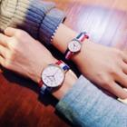 Couple's Matching Strap Watch