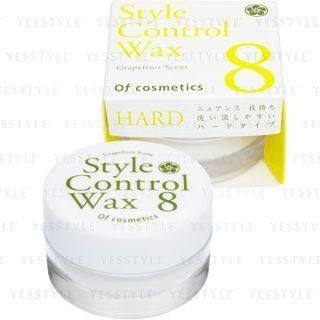 Of Cosmetics - Style Control Wax 8 (grapefruit) 30g