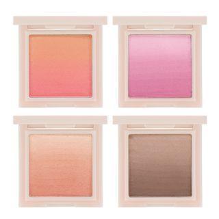 Holika Holika - Ombre Blush Shading - 4 Colors #03 Sandy Beach