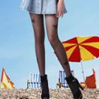 Butterfly Sheer Tights