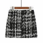 Cable Knit Pencil Mini Skirt