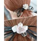 Corsage Ribbon Hair Tie