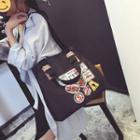 Applique Handbag