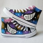Painted Wings Canvas Sneakers