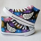 Painted Wings Canvas Sneakers