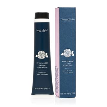 Crabtree & Evelyn - Evelyn Rose Overnight Hand Therapy 75g/2.6oz