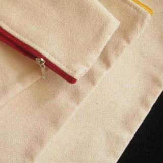 Canvas Zip Pouch