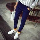 Fleece Lined Slim Fit Jeans