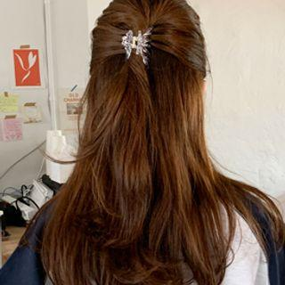 Transparent Hair Claw