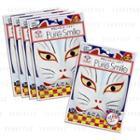 Sun Smile - Pure Smile Nippon Art Mask (koino Okitunesam) 5 Pcs