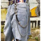 Layered Pants Waist Chain As Shown In Figure - One Size