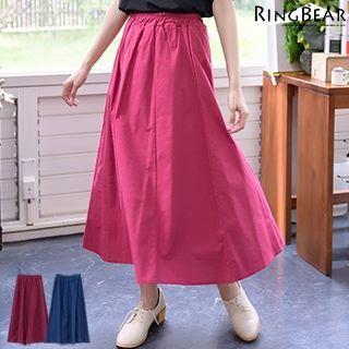 Plain Maxi-dress