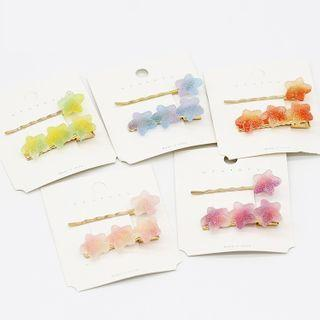 Gummy Star Hair Pin