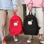 Pig Print Lightweight Backpack