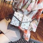 Geometry Pattern Crossbody Bag