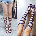Gladiator Heel Sandals