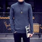 Pure Color Pullover