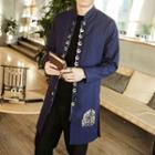 Chinese Style Zip Jacket