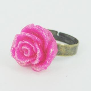 Summer Rose Ring(pink) One Size