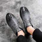 Stitched Panel Oxfords