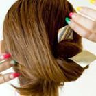 Metal Argyle Hair Pin