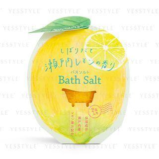 Charley - Setouchi Lemon Bath Salt 30g X 2