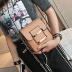 Square Chain Strap Shoulder Bag