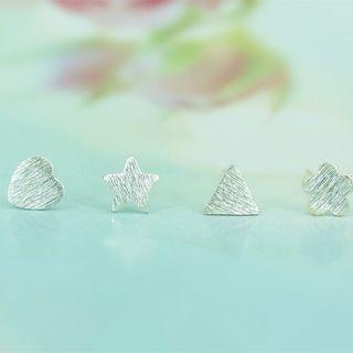Heart / Star / Triangle / Flower Earrings