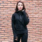Hooded Zip-up Sports Jacket