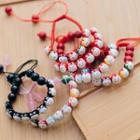 Fortune Cat String Bracelet